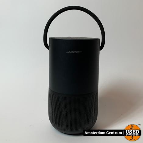 Bose Portable Home Speaker Zwart/Black | Nette staat