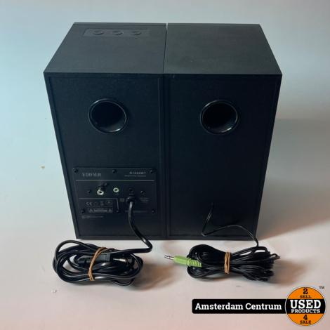 Edifier R1080BT Studio Monitoren Zwart/Black   ZGAN in doos