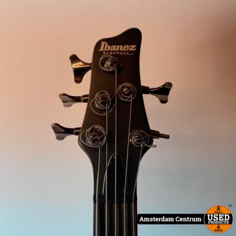 Ibanez EDB555 April 2007 Indonesia Bass gitaar 5 snarig | Incl. garantie