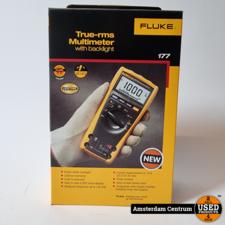 Fluke 177 True RMS Networks - Multimeter   Nieuw in doos #4