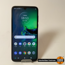 Motorola Moto G8 Plus 64GB Blauw/Blue   In nette staat