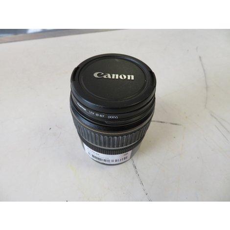 Canon EF 17-85mm F4-5.6 IS USM lens met garantie