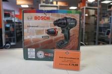 Bosch Advanced Impact 18V Body - Nieuwstaat in doos