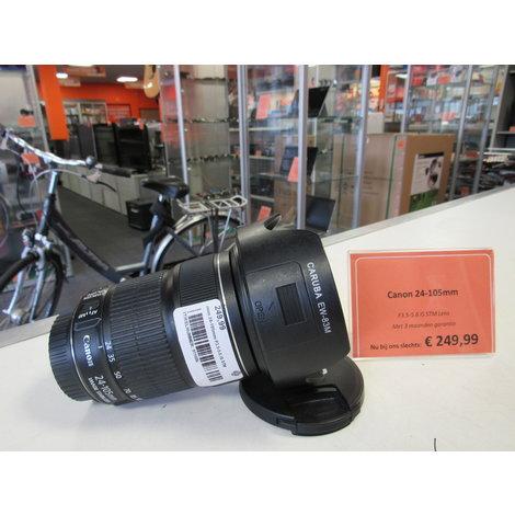 Canon 24-105mm F3.5-5.6 IS STM zoomlens met garantie