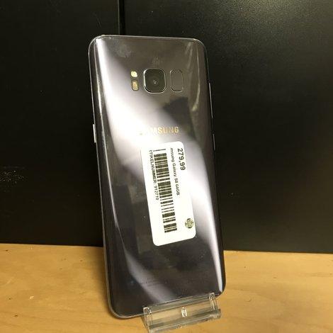Samsung Galaxy S8 - Paars - 64GB - Met oplader - Inclusief garantie