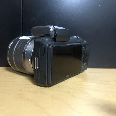 Sony NEX-3N - 16.1MP - Met oplader - Met garantie
