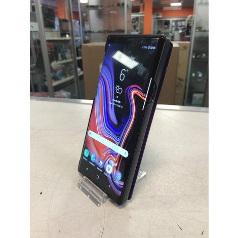 Samsung Galaxy Note 9 met hoes - 128GB - redelijke staat + Garantie