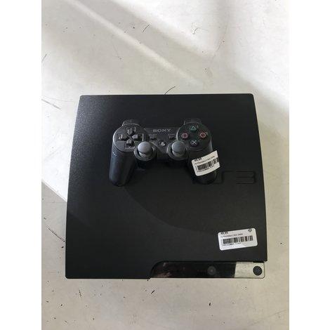 Sony Playstation 3 Slim 320GB - nette staat - met kabels + 1 controler