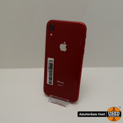iPhone XR 128GB Red | in Prima Staat