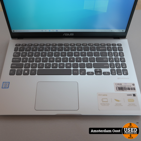 Asus 15 A509FA i3/8GB/512GB SSD Laptop | in Nette Staat