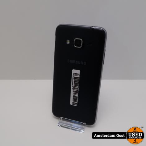 Samsung Galaxy J3 2016 16GB Black | in Redelijke Staat