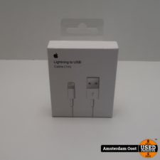 Apple Lightning to USB Kabel 1M | Nieuw in Doos