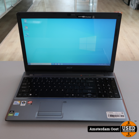 Acer Aspire 5810T Intel/4GB/120GB SSD Laptop