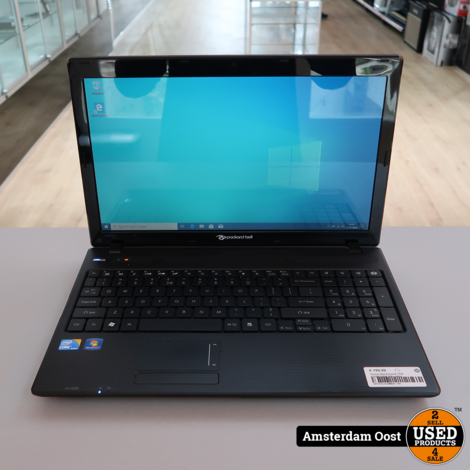 Packard Bell Easynote TK85 i5/3GB/250GB SSD Laptop