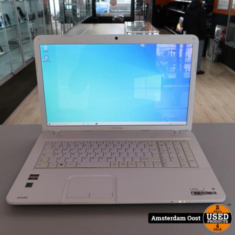 Toshiba Satellite C870D AMD/4GB/320GB HDD Laptop