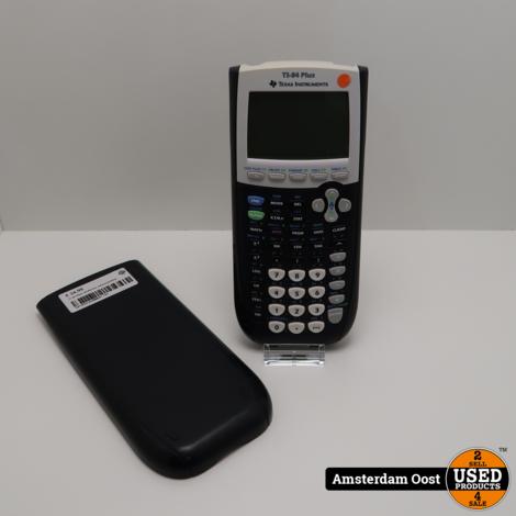 Texas Instruments Ti 84 Plus Grafische rekenmachine