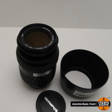 Olympus Zuiko 40-150mm 1:3.5-4.5 Lens | in Prima Staat