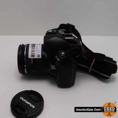 Olympus E-510 10MP Camera met Extra's