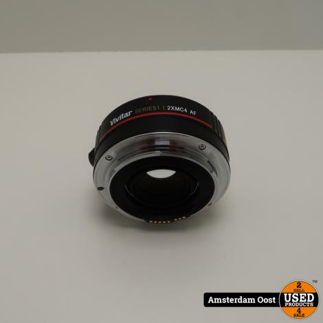 Vivitar Series 1 2XMC4 AF Teleconverter for Canon EOS