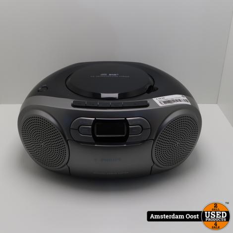 Philips AZB600/12 DAB+ Radio/CD Speler   in Prima Staat