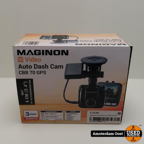 Maginon Auto Dash Cam CBB 70 GPS