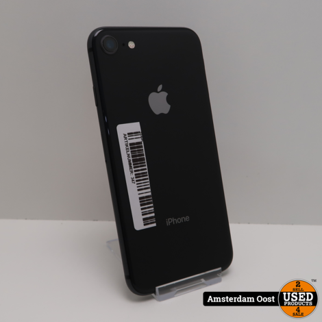 iPhone 8 64GB Space Grey | In Nette staat