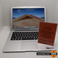 Macbook Air 13 2013 i5 4GB 128GB SSD Gebruikte staat