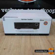 Harman Kardon HK 3700 Stereo Versterker Zwart | Nieuw