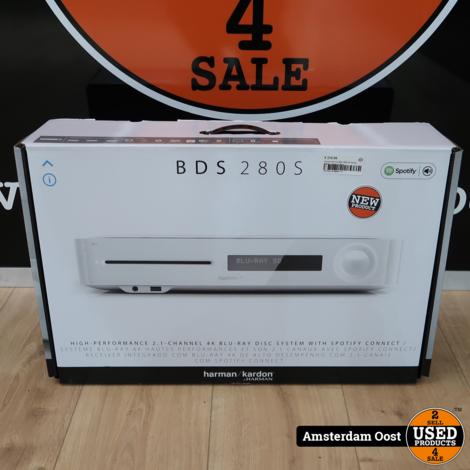 Harman Kardon BDS 280S 4K Bluray Speler | Nieuw in Doos