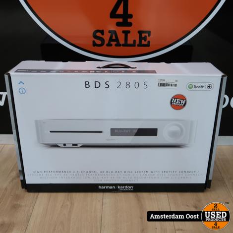 Harman Kardon BDS 280S 4K Bluray Speler   Nieuw in Doos