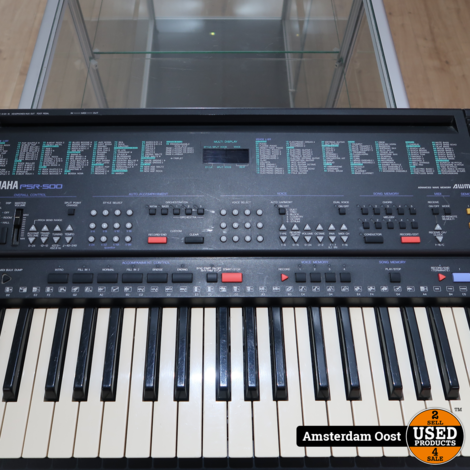 Yamaha PSR-500 Keyboard | in Redelijke Staat