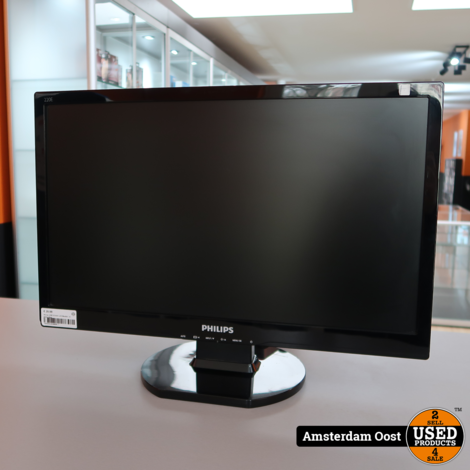 Philips 220E 22-inch LCD Monitor | in Prima Staat