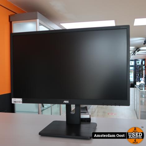 AOC I2475PXQU 24-inch Full HD HDMI Monitor