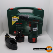 Bosch PSR 960 9,6V Accuboormachine | in Prima Staat