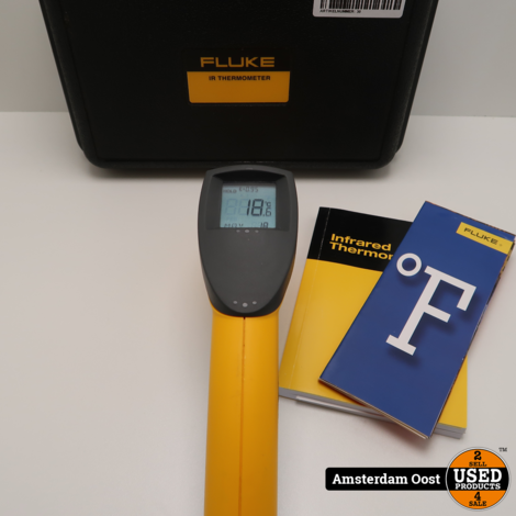 Fluke 63 IR Thermometer | in Nette Staat
