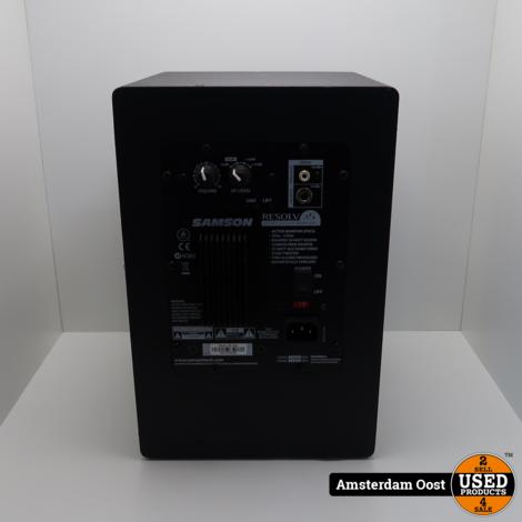 Samson Resolve A5 Actieve Luidpsreker | in Prima Staat