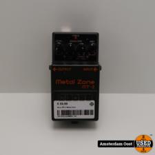 Boss MT-2 Metal Zone Effect Pedaal | in Nette Staat