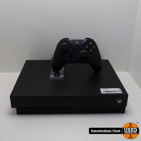 Xbox One X 1TB Black | in Nette Staat