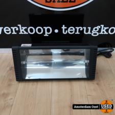 Beamz Stroboscoop 1500W DMX   in Nette Staat