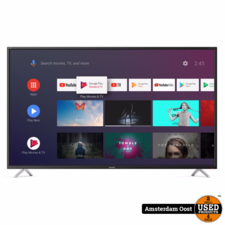 Sharp 55BL2 55inch 4K Ultra-HD Android Smart TV | Nieuw