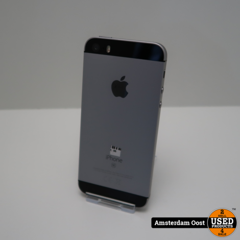 iPhone SE 32GB Space Gray | Prima staat