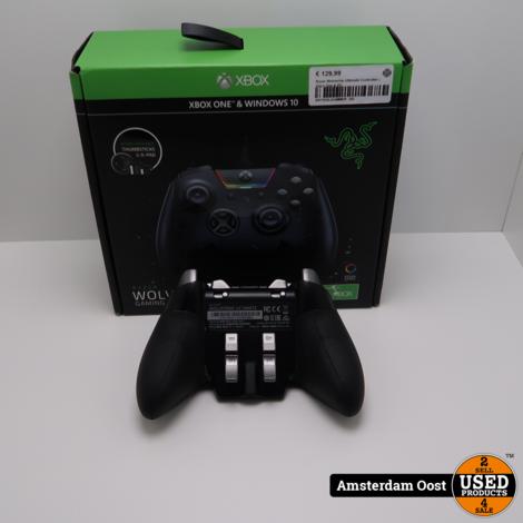 Razer Xbox One Wolverine Ultimate Controller | in Prima Staat