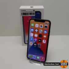 apple iPhone X 256GB Space Gray  | In Nette Staat