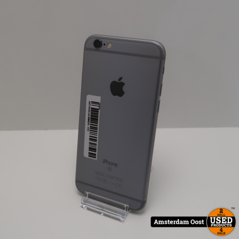 iPhone 6S 64GB Space Gray | in Nette Staat