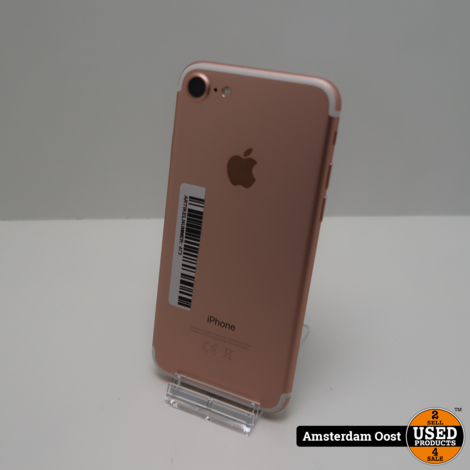 iPhone 7 32GB Rose Gold | in Nette Staat