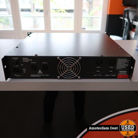 C Audio ST400 Professional Amplifier   in Prima Staat