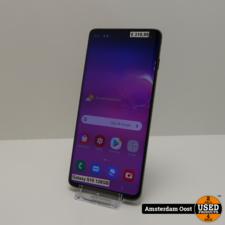 Samsung Samsung Galaxy S10 128GB Zwart | In Nette Staat