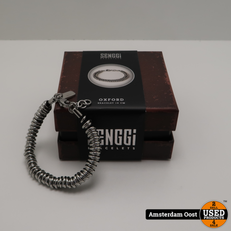 Senggi Bracelet Oxford 18CM | Nieuw in Doos