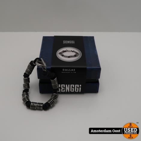 Senggi Bracelet Dallas 21CM | Nieuw in Doos