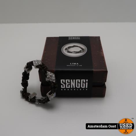 Senggi Bracelet Lima 18CM   Nieuw in Doos